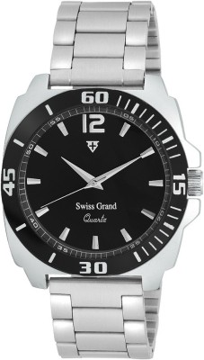 Swiss Grand SG-1056 Grand Analog Watch  - For Men