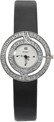 RODEC RD double round dial womens watch Analog Watch  - For Women