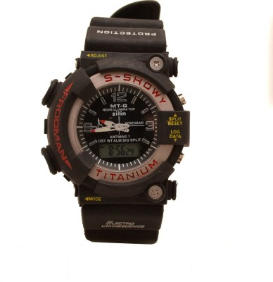 Mall4all WCH-011 Analog-Digital Watch  - For Men