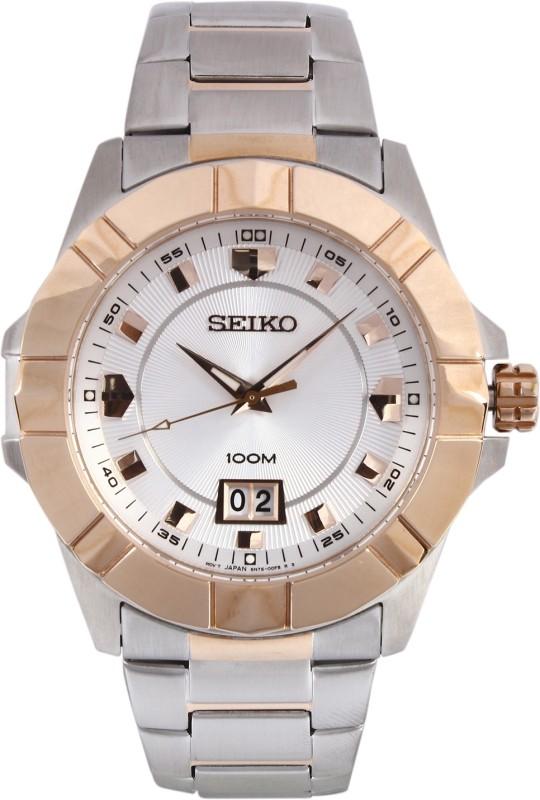 Seiko SUR136P1 Analog Watch For Men