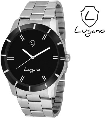 Lugano DE 1013 Analog Watch  - For Men