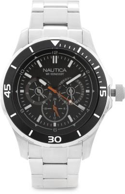 Nautica NAI16529G Watch  - For Men