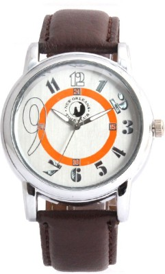New Orleans Time Club NOR-017-WHT_001 Analog Watch  - For Men