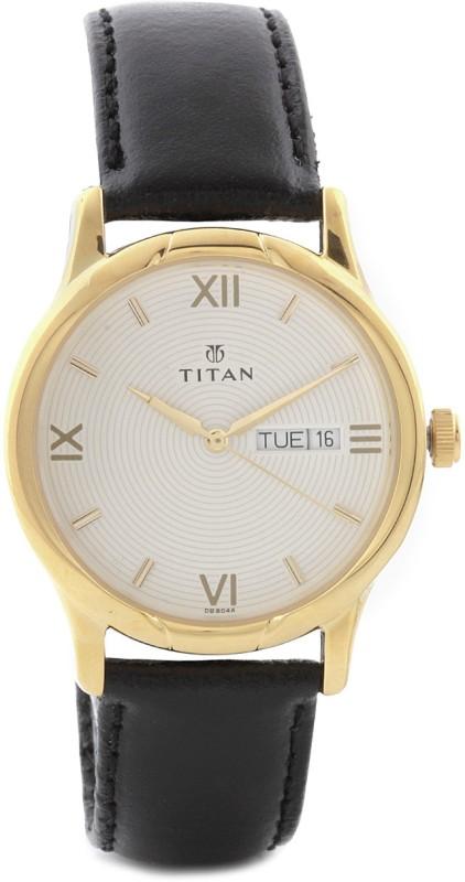 Titan NH1580YL04 Karishma Analog Watch For Men