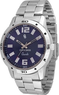 Costa Swiss CS-7003 Milestone Analog Watch  - For Boys, Men