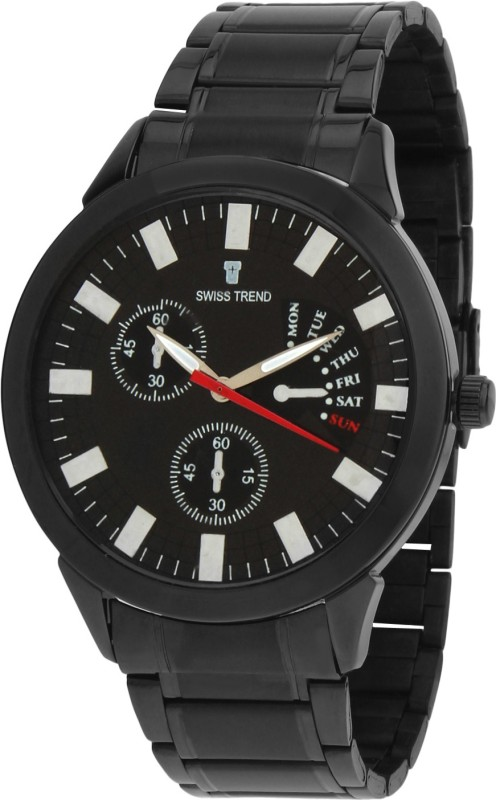 Swiss Trend ST2051 Robust Analog Watch For Men