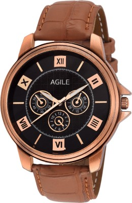 Agile AGM056 Classique Analog Watch  - For Men, Boys