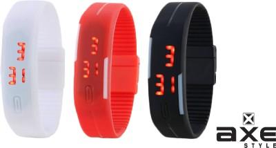 Axe Style X001004006l Digital Watch  - For Men