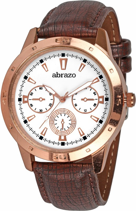 Abrazo CRONO 2 WH Analog Watch For Men
