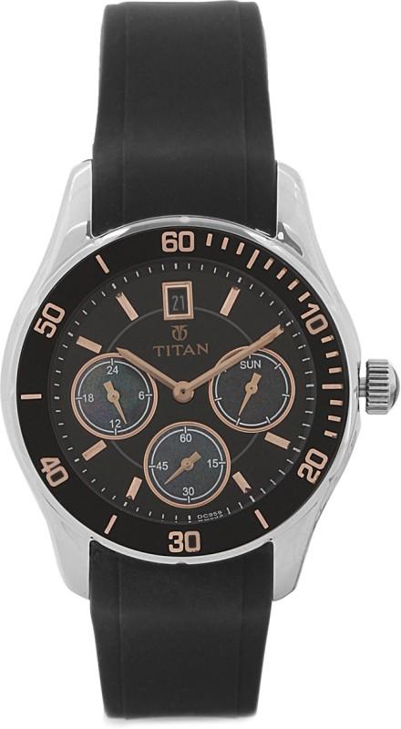 Titan 9958SP01 Analog Watch For Women