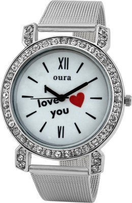 Oura Oura-WWWCH-185 Analog Watch  - For Women, Girls