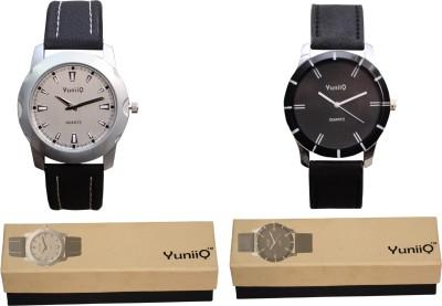 YuniiQ YUN32 Analog Watch  - For Men