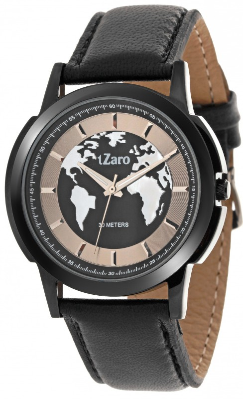 tZaro TZGLBBPBLK Analog Watch For Men