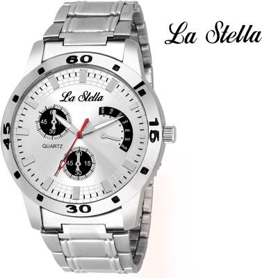 La Stella LS1104SM02 Analog Watch  - For Men