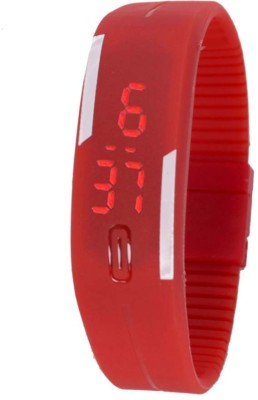Oura GDLEDRED73 Digital Watch  - For Boys, Girls