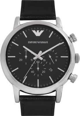 Emporio Armani AR1828 Luigi Analog Watch  - For Men