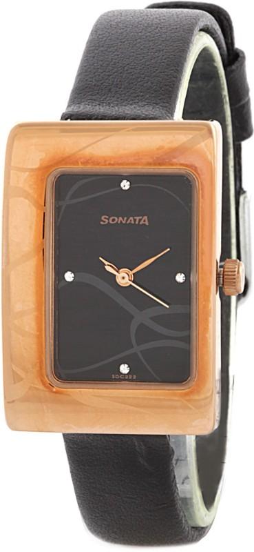 Sonata Everyday Analog Watch For Women