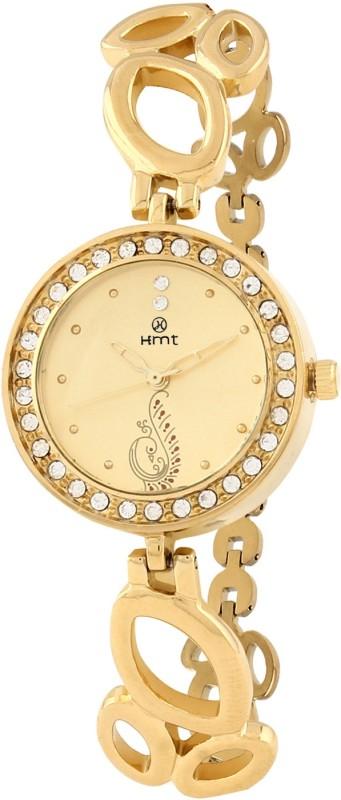 Hemt HM LR001 GLD Analog Watch For Women