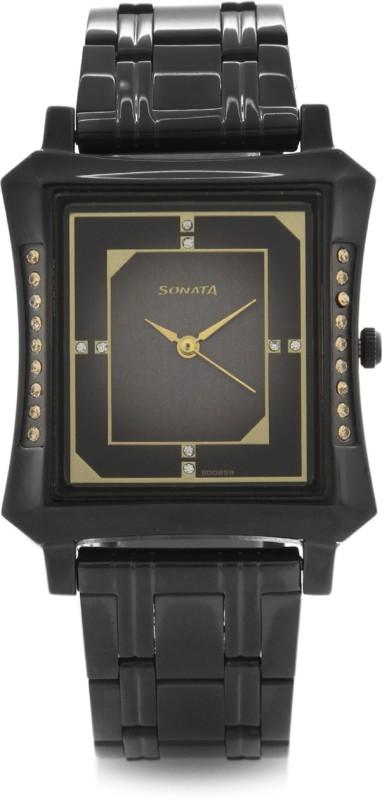 Sonata 7106NM01 Analog Watch For Men