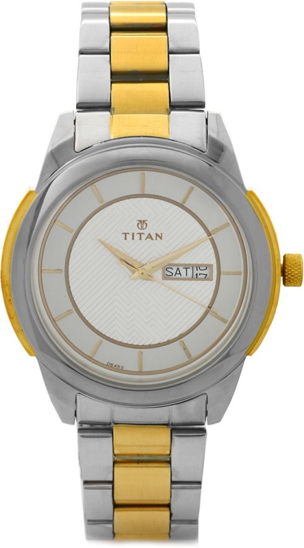 Titan NF1585BM01 Regalia Analog Watch For Men