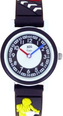 Kool Kidz DMK-002-BK 02 Analog Watch  - For Boys, Girls