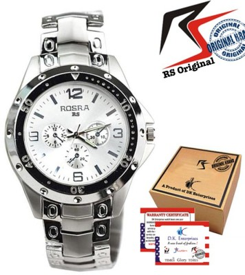 R.S RS R522S01 Analog Watch  - For Men, Men