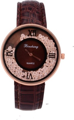 BINSHANG S91BR Analog Watch  - For Women