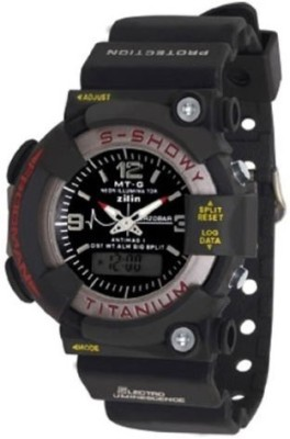 Y And D Sshock Analog Watch  - For Girls