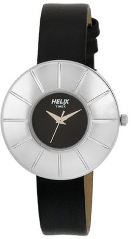 Timex TI025HL0100 Helix Analog Watch For Women