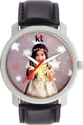 KT Collection 3D Brown_008 Analog Watch  - For Boys, Girls, Men