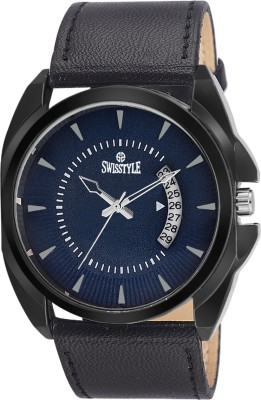 Swisstyle Day Date Analog Watch  - For Men