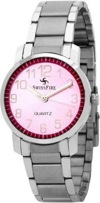 SwissFire 2057SM Analog Watch  - For Women