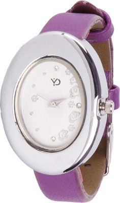 Y And D Forever 1.03 Analog Watch  - For Girls