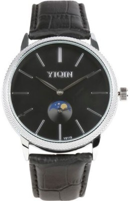 Yiqin YIBLK528 Analog Watch  - For Men, Boys