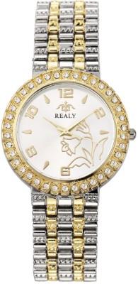 Realy W1186GOS Analog Watch  - For Women