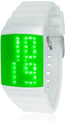Madison New York U4614-10 Digital Watch  - For Women