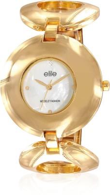 Elite E52854/101 Analog Watch  - For Women