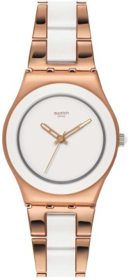 Swatch YLSG121G Analog Watch  - For Women