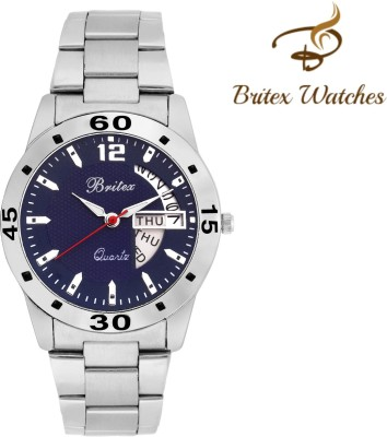 Britex BT4063 La Mignon Day and Date Display Analog Watch  - For Women, Girls