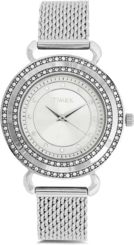 Timex T2P231 Fashion Analog Watch For Women