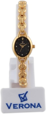 Verona VVST7689L-GC1 Analog Watch  - For Women