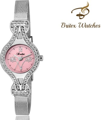 Britex BT4061 Exgantia Pearl Master Analog Watch  - For Women, Girls