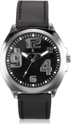 Saint Herman SH1011 Gents Leather Analog Watch  - For Men