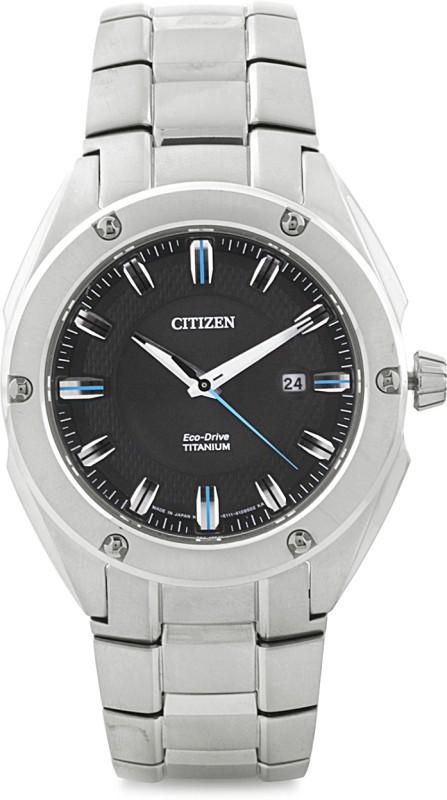 Citizen BM7130 58E Eco Drive Analog Watch For Men