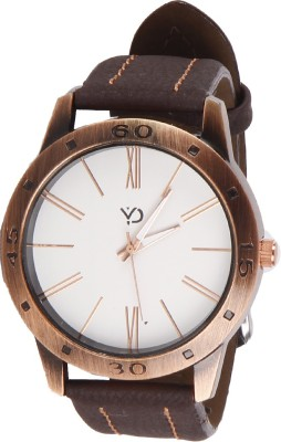 Y And D Forever 10.11 Analog Watch  - For Boys, Men