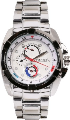 DeepRed DRSLR3241 Decker Analog Watch  - For Men