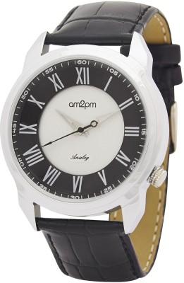 AM2PM AP 1010C Analog Watch  - For Men