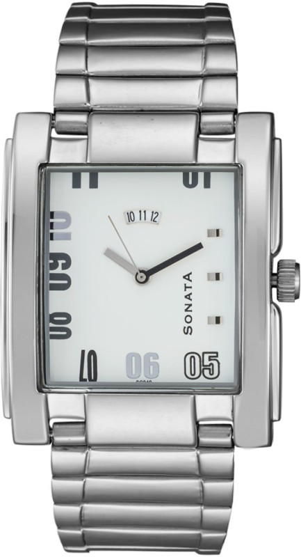Sonata NG7946SM02A Yuva Analog Watch For Men