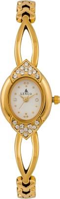 Lenco 3778W Calista Analog Watch  - For Women