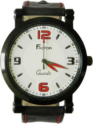 Factor FW0025 Analog Watch  - For Men